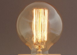 MasterGlobe Glühbirne (E27, 40W, 95mm)