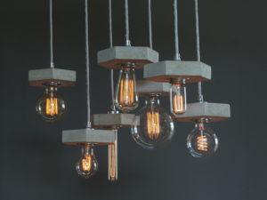 Betonlampe 7lights_FAVO