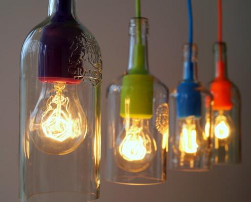 "Pendelleuchte ""NeonBB"" incl. Leuchtmittel"