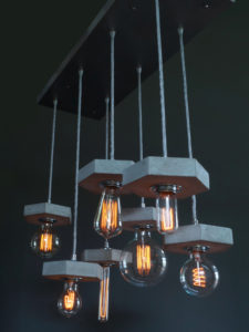 Betonlampe 7lights_FAVO