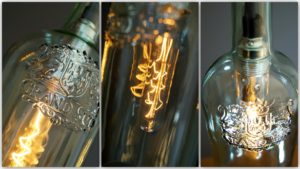 Hängelampe 7lights_Bottle